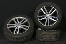 Audi Q7 4L 20 Zoll Alufelgen Felgen mit alten Sommerreifen 275 45 R20 4L0601025M