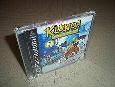 KLONOA:DOOR TO PHANTOMILE:.PS1 NTSC CASE+INLAYS ONLY.NO GAME