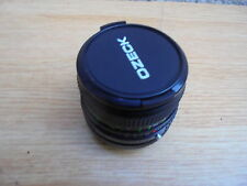 Super Ozeck II Auto MC 28mm 2.8 Macro Prime Lens No.K8502575,made in japan