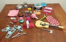 Barbie Doll Accessories Mixed Lot 30 pieces