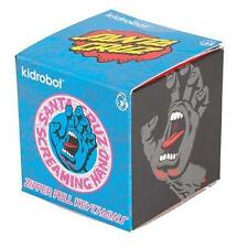 Kidrobot Santa Cruz Screaming Hand Zipper Pull - One Blind Box