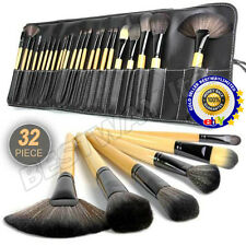 New 32 Pcs Professional Make up Brush Set foundation Blusher Kabuki Brushes Set