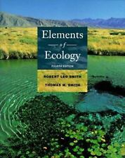 Elements of Ecology-ExLibrary