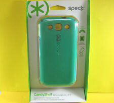 SPECK CANDYSHELL CASE FOR SAMSUNG GALAXY S III CARIBBEAN GREEN & GREY COLOR