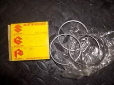 Suzuki T20 T 20 TC200 TC 200 OEM NOS piston rings ring set 4 rings vintage