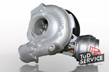Turbocompresseur BMW 530d e39 730d e38 135kw 142 KW 184ps 193ps m57d30 gt25 454191