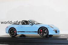 GT Spirit WAX02100010 Porsche 911 991 Targa 4S gulfblau 1:18 Exclusive