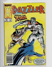 DAZZLER #38 VS THE X-MEN