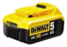 DEWALT DCB184 Li-ION 18v 5Ah BATTERY - BRAND NEW!