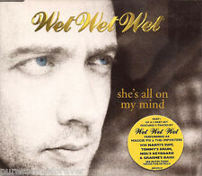 WET WET WET - She's All On My Mind (UK 4 Tk CD Single Pt 1)