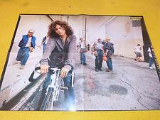JENNIFER LOPEZ - Poster !!! Au verso : NOUVELLE STAR : CERRADA & AMIEL !!!