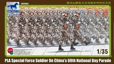 Bronco 1/35 PLA Special Force Soldier On China's 60th National Day # CB35064