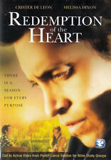 NEW Sealed Christian Drama WS DVD! Redemption of the Heart (Crister de Leon)