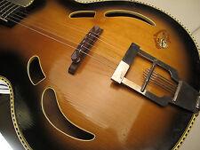 "♫ 1963 RODEBALD HOYER ""BROADWAY""  !   vintage Archtop, Jazzgitarre"