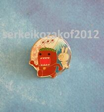 Rio 2016 Olympic Games, NHK MASCOTS, Japan Japanese Official media pin