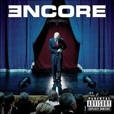 Encore [PA] by Eminem (CD, Nov-2004, 2 Discs, Aftermath) FREE SHIPPING!