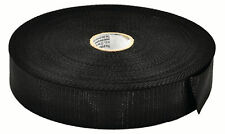 Batten Tape - Woven/Flexible/Black- Greenhouse Strapping 1 3/4in. x 300 ft. Roll
