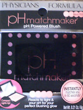 Physicians Formula pH Matchmaker Blush Natural 7559  Mirror light up Compact