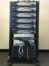 CISCO  CCNA CCNP CCIE R&S LAB  KIT  FREE 24U RACK Terminal Access Server Incl.