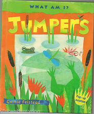What Am I? - Jumpers by Cathie Felstead (pop up hardback, 1997)