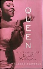 Queen: The Life and Music of Dinah Washington-ExLibrary
