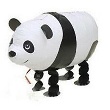 High Quality Foil Panda Animal Balloon Walking Pet Balloon Kids Inflatable Gift