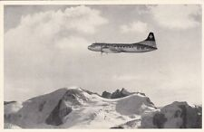 * AVIATION - Swissair - The Airline of Switzerland, Convair Liner