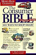 Acc, The Consumer Bible: Completely Revised, Youman, Nancy, Green, Mark, 0761112
