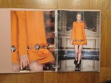 MIU MIU PRADA FALL WINTER 2010 COLLECTION LOOKBOOK handbag heels jacket flats