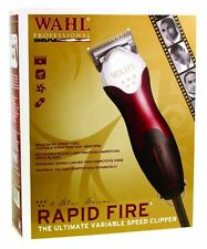 WAHL Professional 5 Star Series Rapid Fire Clipper 8233 Variable Speed