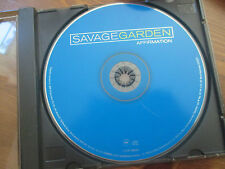 SAVAGE GARDEN: AFFIRMATION, GREAT MUSIC, GOOD CONDITION