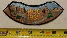 Vintage OEM Harley Owners Group 1985 NEW Patch HOG EVO flht fltr fxr fxrt fxrd