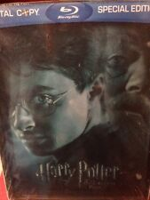 Harry Potter and the Half-Blood Prince (Blu-ray, 2009, 2-Disc Set,LENTICULAR NEW