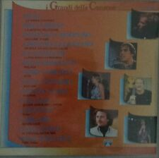 I Grandi Della Canzone Vol. 5 Lp Vinyl 33 Giri New Sealed Vasco Rossi Mina Raro