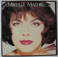 MIREILLE MATHIEU (LP 33 Tours)  CHANTER