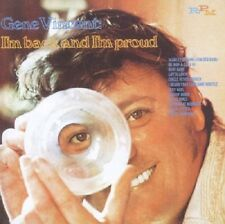 Gene Vincent I'm Back And I'm Proud CD NEW SEALED 2011