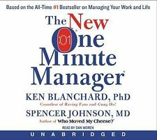 The New One Minute Manager by Constance Johnson, Spencer Johnson and Ken...