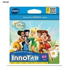VTECH INNOTAB *DISNEY FAIRIES* Game Cartridge Software - Innotab 2/3/S