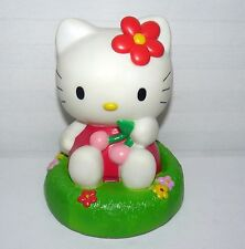 "SANRIO 1976-2004 HELLO KITTY BATTERY OPERATED 6"" DRESSER LIGHT NIGHT STAND DESK"