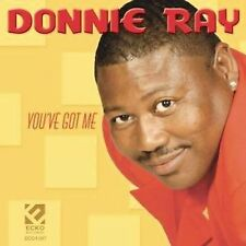 Donnie Ray - You've Got Me -  New Factory Sealed CD
