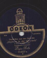 Dajos Bela Orchester spielt J. Offenbach : Ouvertüre zu Orpheus in der Unterwelt