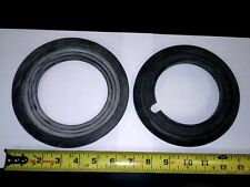 """6"""" Flange Tyte Gasket for Ductile Iron Pipe Ring Joint Rubber Fitting MJ Flange"""