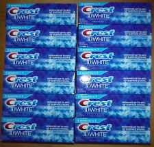 Lot of 12 Crest 3D White Toothpaste - Arctic Fresh - 3.5 oz Each