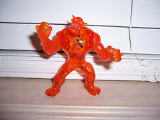 McDonald's Happy Meal Toy Ben 10 Orange Translucent RATH Figure 2011 K