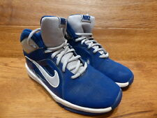 Nike Team Hustle D6 Mid Top Blue  Trainers Size UK 5 EUR 38