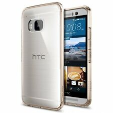 Spigen HTC One M9 Custodia Ultra Ibrida Champagne Cristallo (ANIMALE)