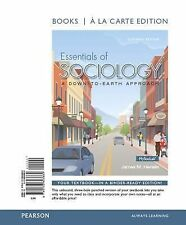 Books a la Carte for Essentials of Sociology by James M. Henslin (2014, Ringboun