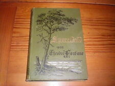 Theodor Fontane Wanderungen durch die Mark Brandenburg 4. Theil Spreeland 1899