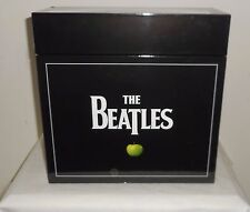 The Beatles: SEALED Stereo Black Box Set, 16 LPs & 252-Page Hardcover Book, NEW