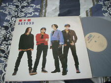 a941981 Beyond HK Band Made in Korea Rock and Roll LP  樂與怒